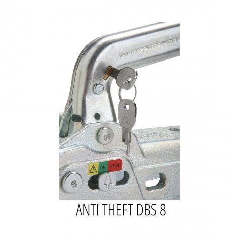 ANTI THEFT DBS 8