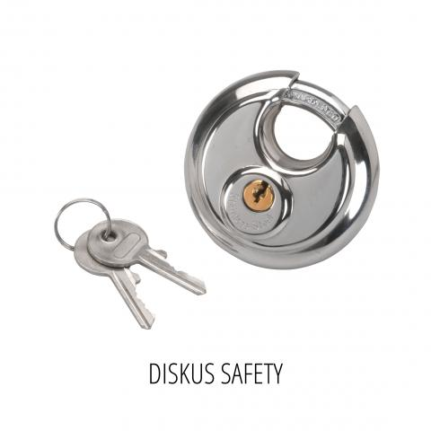 DISKUS SAFETY